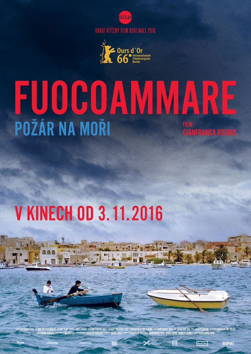 Fuocoammare (Fire at Sea)
